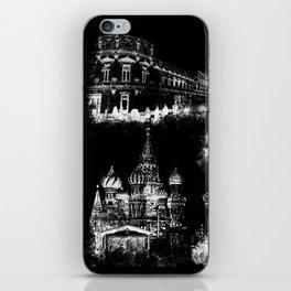 Moscow , Kremlin 2 iPhone Skin