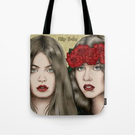 The eyes are the mirror of the soul Tote Bag