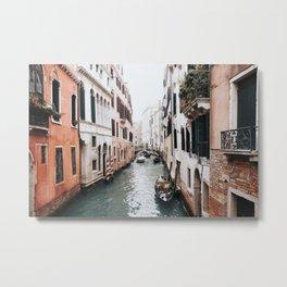 Venice V2 Metal Print