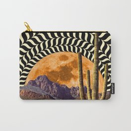 Illusionary Cowboys Carry-All Pouch