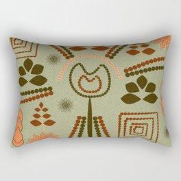 Beads ornament II Rectangular Pillow
