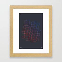 Relatives 06 Framed Art Print