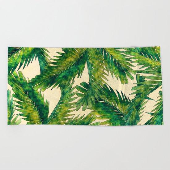 Palms Beach Towel