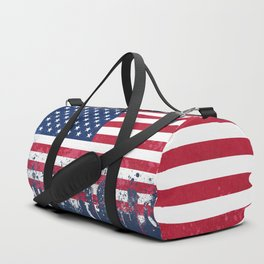 Merican Flag OG Duffle Bag