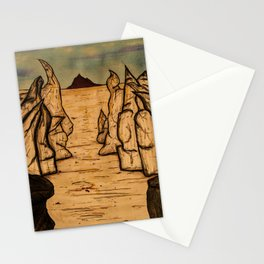 Monolith Causeway Stationery Cards