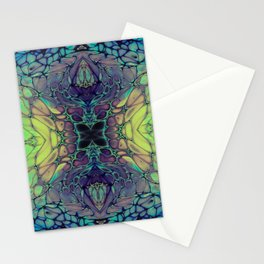 Fragments of 87 Stationery Cards