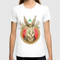 jackalope T-shirts featuring Jackalope by Tristan Lloyd Lewellyn