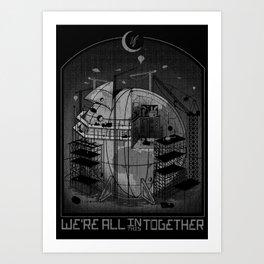Progress Art Print