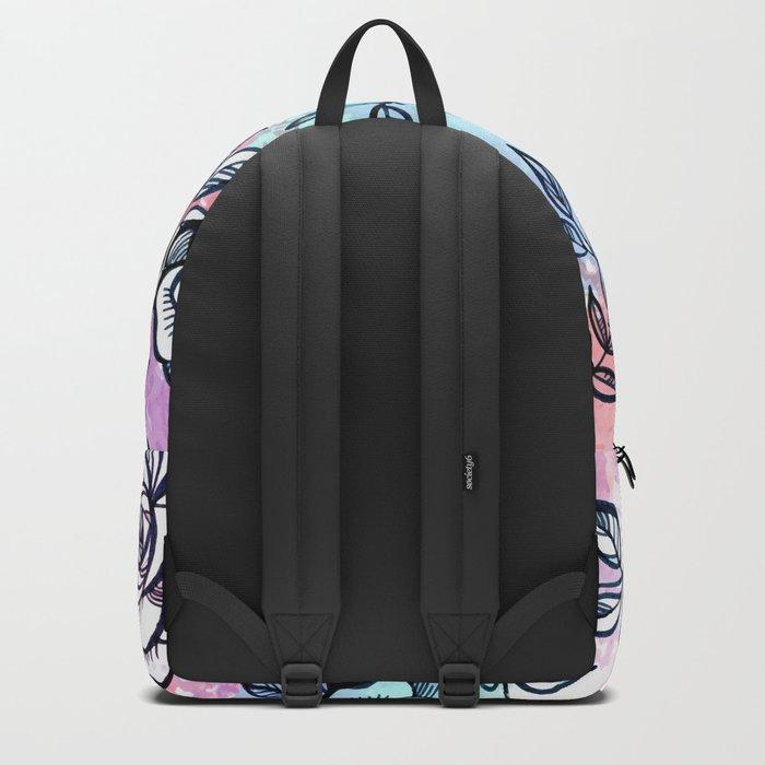 Roses Backpack