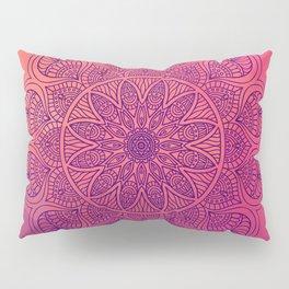 Happy Mandala Pillow Sham