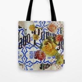 Fado Portuguese Tote Bag