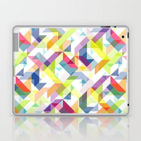 Aztec Geometric II Laptop & iPad Skin