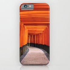 Thousand Torii Gates Slim Case iPhone 6s