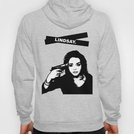 Lindsay Lohan. Hoody