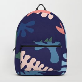 Modern Native Plants Backpack