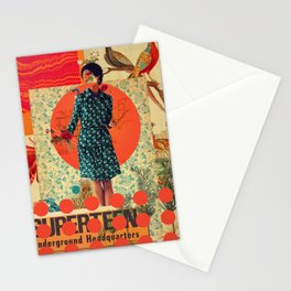Superteen Stationery Cards