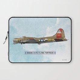 Boeing B-17 Flying Fortress - WW2 Laptop Sleeve