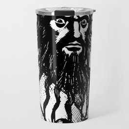 Blackbeard the pirate Travel Mug