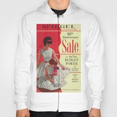 1963 - 98th Anniversary Sale -  Summer Catalog Cover Hoody