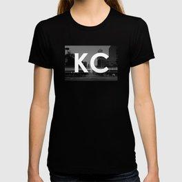 Kansas City Western Auto KC Logo T-shirt