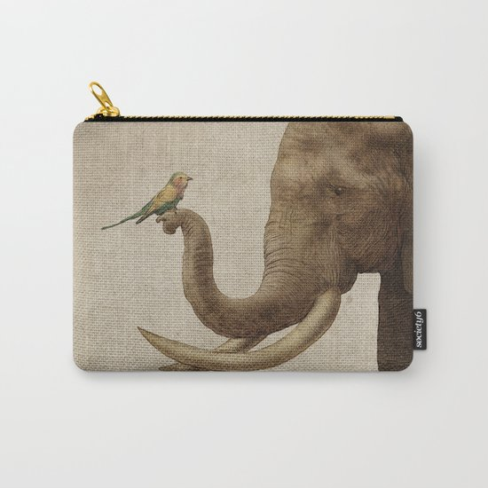 A New Friend Carry-All Pouch