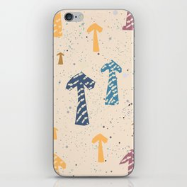 Cute Arrows iPhone Skin