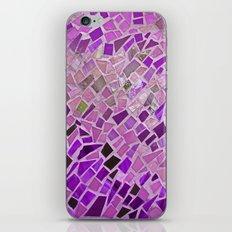 Friday Night Mosaic iPhone & iPod Skin
