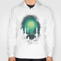 threadless Hoodies featuring 3012 by Robson Borges