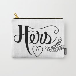 Hers Carry-All Pouch