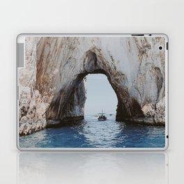 capri, italy ii Laptop & iPad Skin