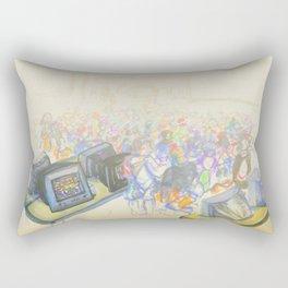 Super Smash Tournament Rectangular Pillow
