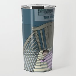 Print No. 4 from Natalie Unseen: The Mouse Queen's Bargain Travel Mug