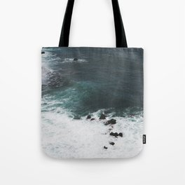 Indigo Coast Tote Bag