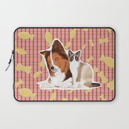 Can we eat now? Laptop Sleeve