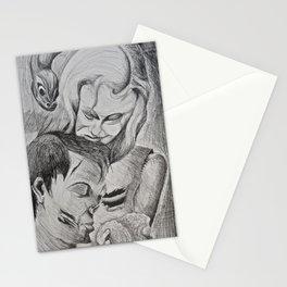 Forbidden Stationery Cards