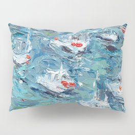 In the Harbor Pillow Sham
