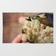 Explore Life Rug