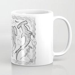 Nga mea o te moana (Creatures of the sea) Coffee Mug