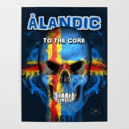 To The Core Collection: Aland Islands Poster