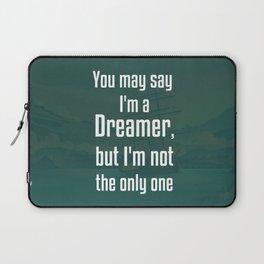 A Dreamer Laptop Sleeve