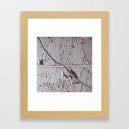 addicted to Framed Art Print