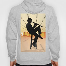 Cool Jazz 3 Hoody