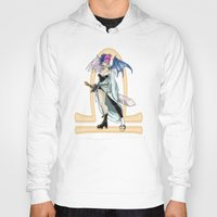 libra Hoodies featuring Libra by CaptainSunshine