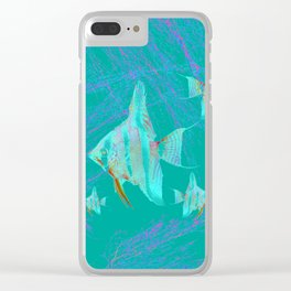 fishs # Clear iPhone Case