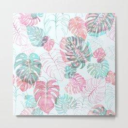 Kona Tropical Mint Metal Print