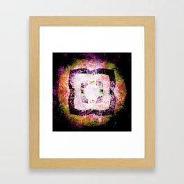 Tsai Shen Framed Art Print