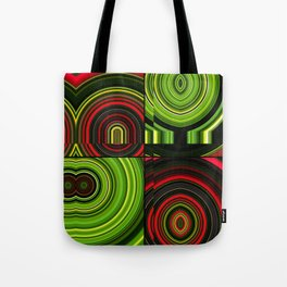 Fractured Ring 06 Tote Bag