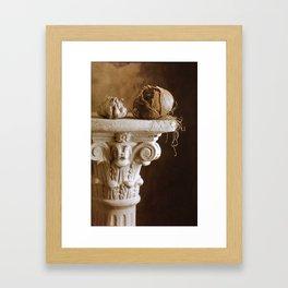 CEBOLA Framed Art Print