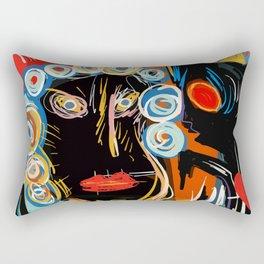 Where the heart is Rectangular Pillow