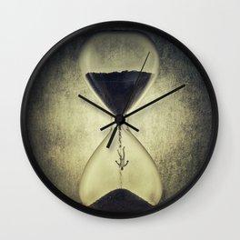 Clepsidra Wall Clock